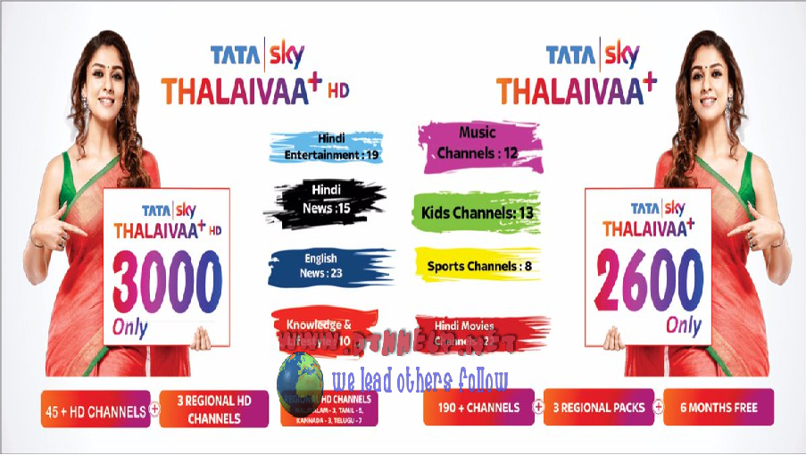 Enjoy Access to Exclusive TATA Sky Offers