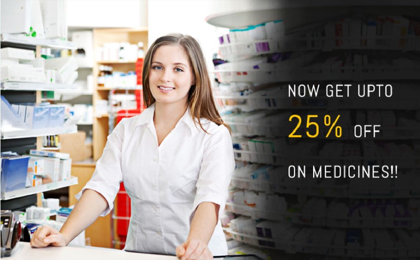 Ordering Medicines Online comes with added benefits