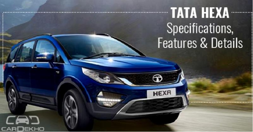 Tata Hexa features