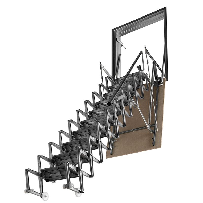 Everything One Needs to Know About a Loft Ladder