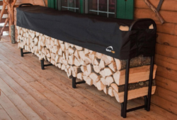 Invest in Good Quality and Durable Fireplace Wood Holders in Your Home